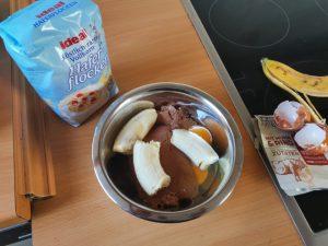 Zutaten für Hundeleckerchen