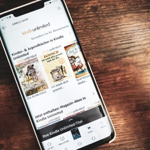 Kindle Unlimited Amazon App | kleinstadthunde.de
